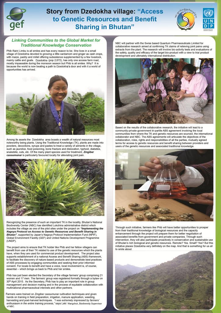 NPIF-Success stories 1_Zedokha Village